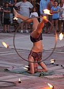 Miranda Knox Fire Dancer