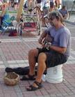 Guitarist Dave